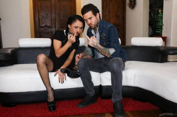 Holly Hendrix - A Very Adult Wednesday Addams / 04 Feb 2017 [BurningAngel / FullHD]