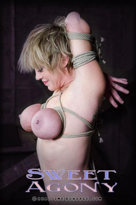 Dee Williams - Sweet Agony Part 1 (RealTimeBondage) HD 720p