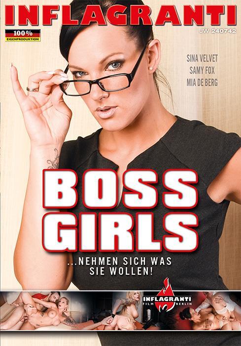 Inflagranti: Sina Velvet, Samy Fox, Mia de Berg - Boss Girls.....nehmen sich was sie wollen! (2017/SD)