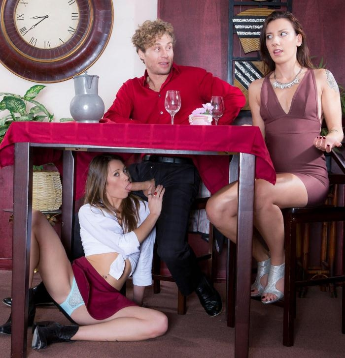Kirsten Lee - Paying Under The Table  [FullHD 1080p]