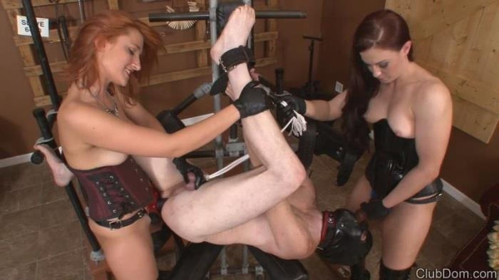 Cock Hungery Slave (ClubDom) FullHD 1080p