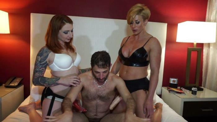 Clips4sale.com - Kiddd Dynamite Gets Double Teamed [FullHD, 1080p]