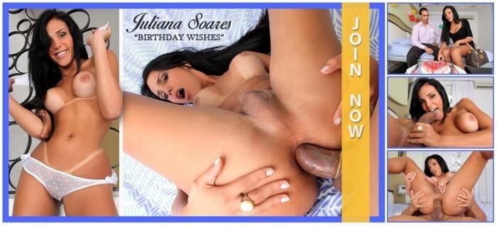 Juliana Soares - Birthday Wishes (TSgirlfriendExperience) SD 404p