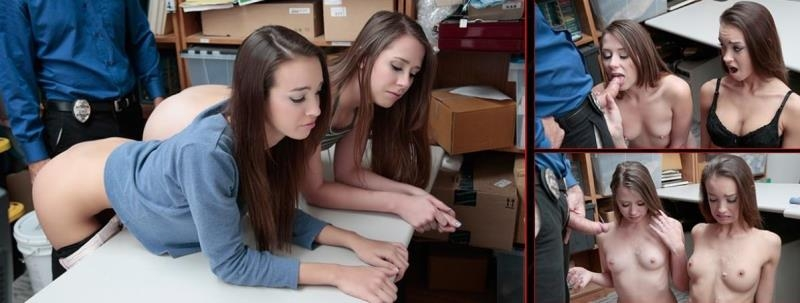 Shoplyfter.com: Charity Crawford and Zoey Laine - Case No [HD] (2.43 GB)