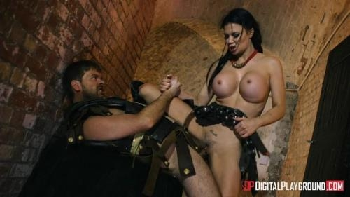 Digitalplayground.com [Jasmine Jae - Rina Ellis Saves The World A XXX 90s Parody, Episode 2] SD, 480p