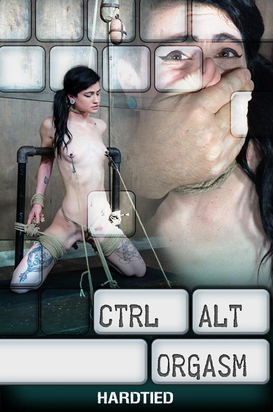 Lydia Black - Ctrl-Alt-Orgasm (HardTied) HD 720p