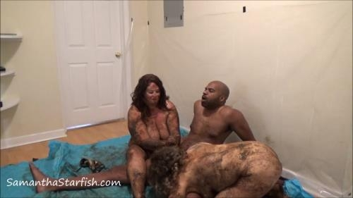 Scat [Samantha Starfish - Scat Video] FullHD, 1080p