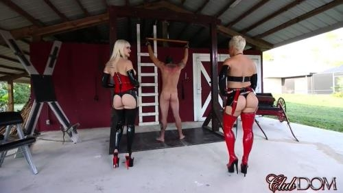 ClubDom.com [Dungeon Trick and Restrain] FullHD, 1080p