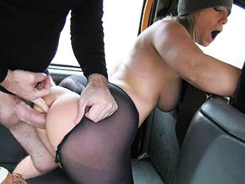 FakeTaxi, FakeHub: Sasha Steele - Lady wants cock to keep her warm (SD/480p/366 MB) 03.03.2017
