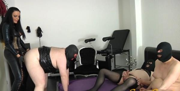 Lady Latoria - Strapon Fickparty - Clips4sale.com (FullHD, 1080p)