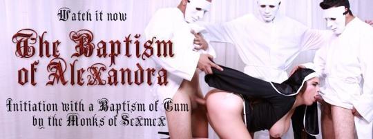 Sexmex: Alexandra Paris - Baptism (FullHD/1080p/1.00 GB) 30.03.2017