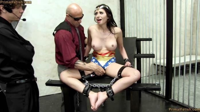 Primals Darkside Superheroine / Clips4sale.com - Quinn Wilde - Wonder Quinn Enslaved [HD, 720p]