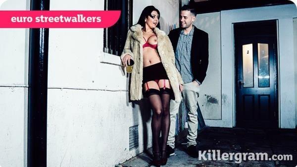 Killergram - Mariska X - Euro Street Walkers [HD, 720p]