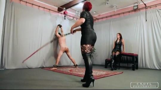 CruelPunishments: Extremely cruel ladies (SD/480p/822 MB) 21.03.2017