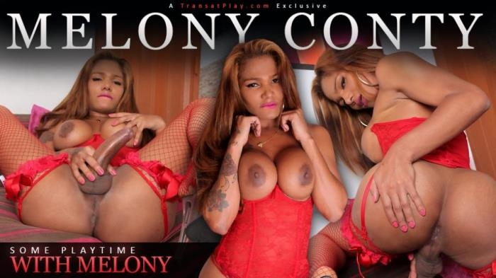 Melony Conty - Some Playtime with Melony (Trans500) FullHD 1080p