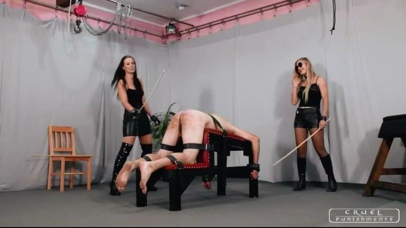 CruelPunishments.com: Anette and Bloodymary [SD] (664 MB)