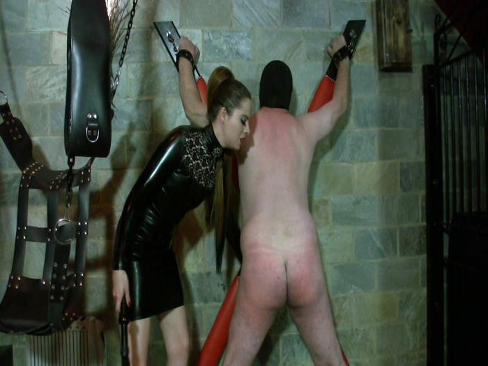 Mistress Tiffany Naylor - Earning His Stripes (Clips4sale) FullHD 1080p