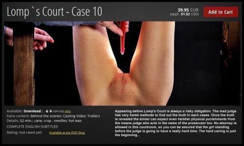 ElitePain.com [Lomp\'s Court - Case 10] FullHD, 1080p