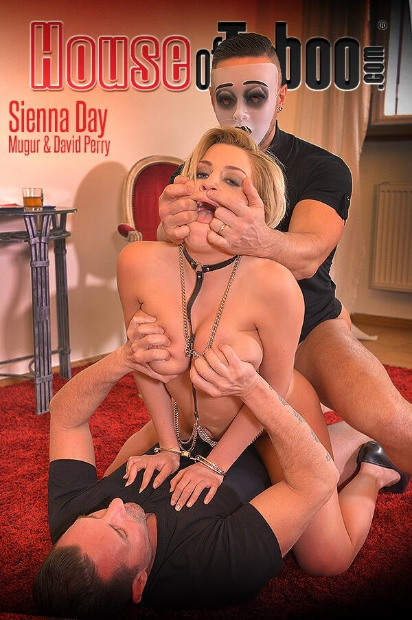 Sienna Day - Humiliated Squirting Subby: Double Pee Makes Her Squirt [DDFNetwork, HouseOfTaboo / SD]