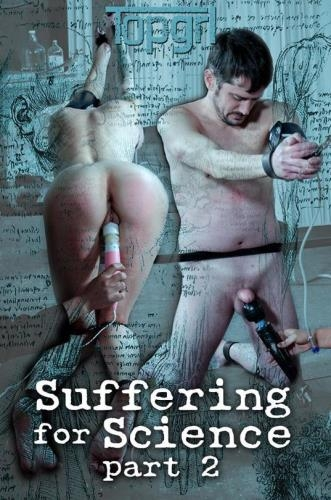 Slave Fluffy, Abigail Dupree, London River - Suffering for Science Part 1 [HD, 720p] [TopGrl.com]