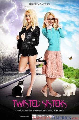 Naughtyamericavr.com / Naughtyamerica.com [Elsa Jean - Twisted Sisters] FullHD, 1080p
