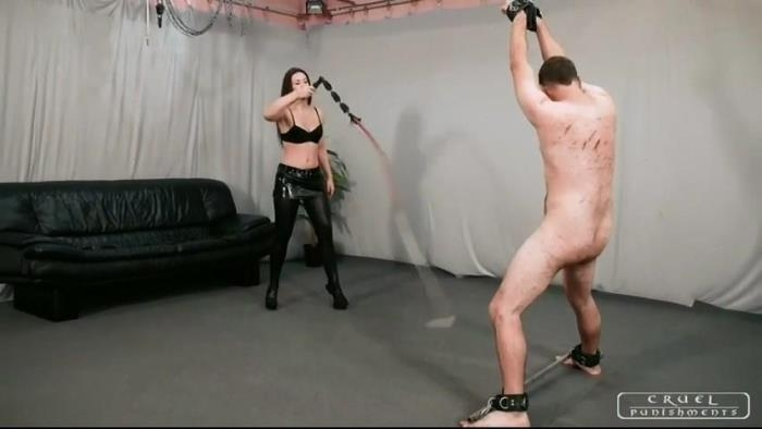 Brutal whips and slaps (CruelPunishments) SD 480p