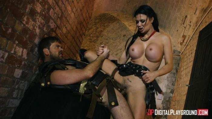 Digitalplayground.com - Jasmine Jae - Rina Ellis Saves The World A XXX 90s Parody, Episode 2 [SD, 480p]