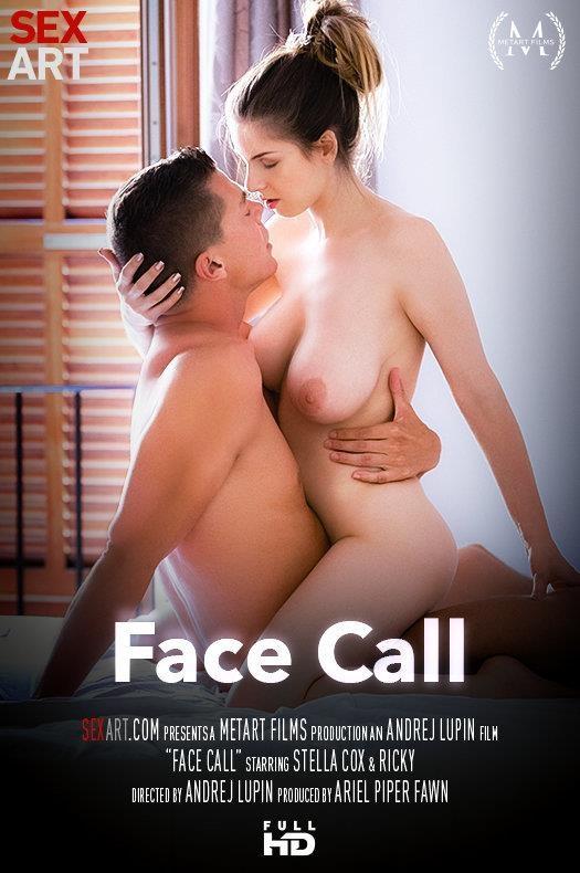 SexArt, MetArt: Stella Cox - Face Call (SD/360p/259 MB) 22.03.2017