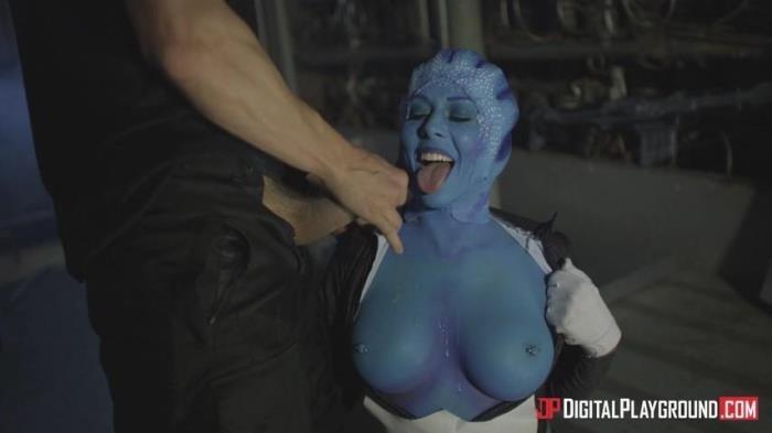 DigitalPlayground.com - Rachel Starr - Ass Effect: A XXX Parody [SD, 480p]