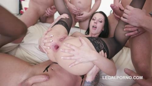LegalPorno.com [10on1 Double Endurance - July Sun /See description for more info/ GIO343] SD, 480p