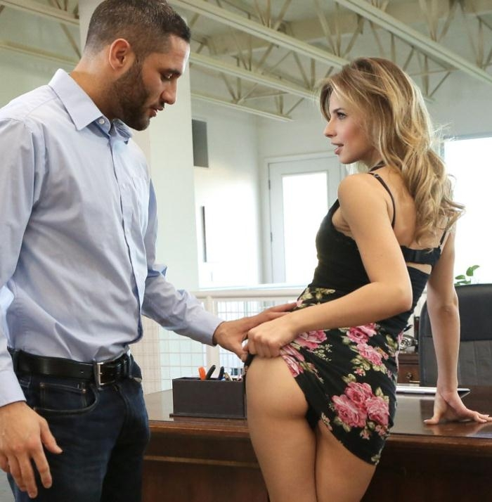 Jillian Janson - Office Rumors  [HD 720p]