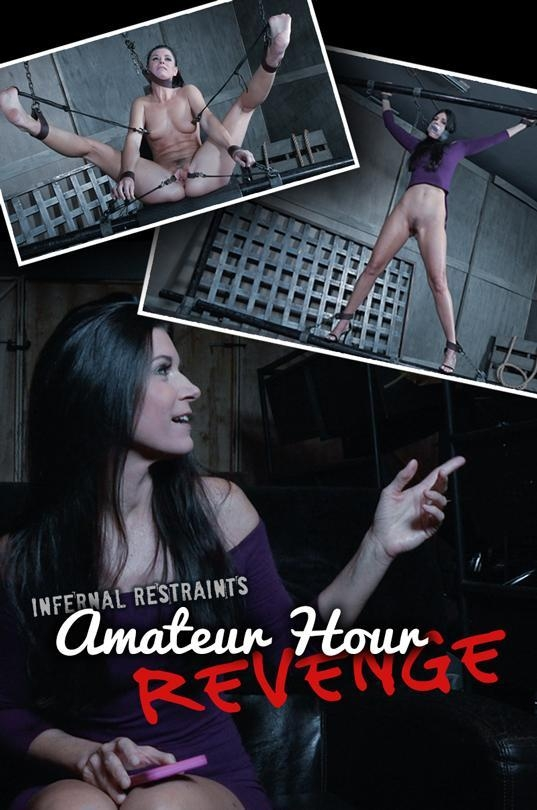 India Summer - Amateur Hour Revenge (InfernalRestraints) HD 720p