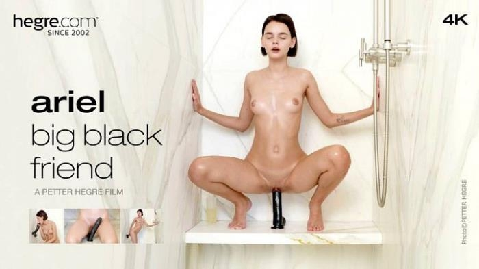 Hegre.com - Ariel - Big Black Friend [FullHD, 1080p]