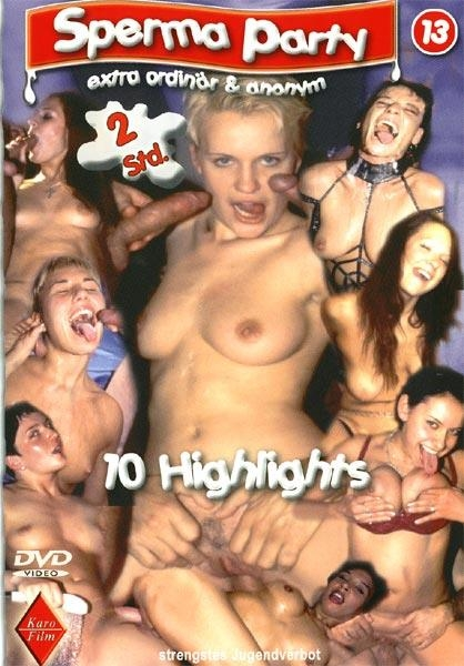 Sperma Party 13 [Michl Blitz, Karo Film] [SD] [535 MB]