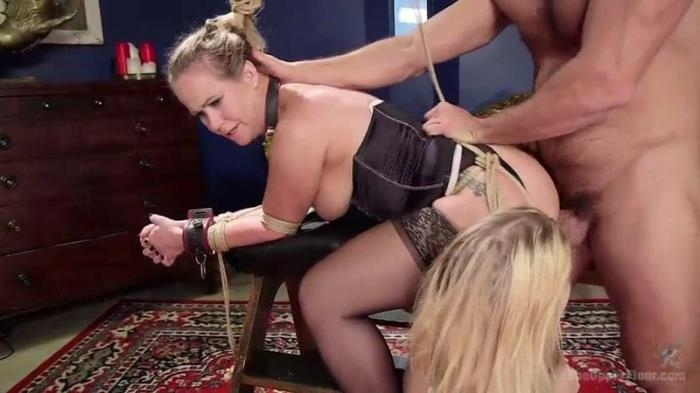 Simone Sonay, Chloe Couture - Daddy\'s Discipline (TheUpperFloor, Kink) SD 540p