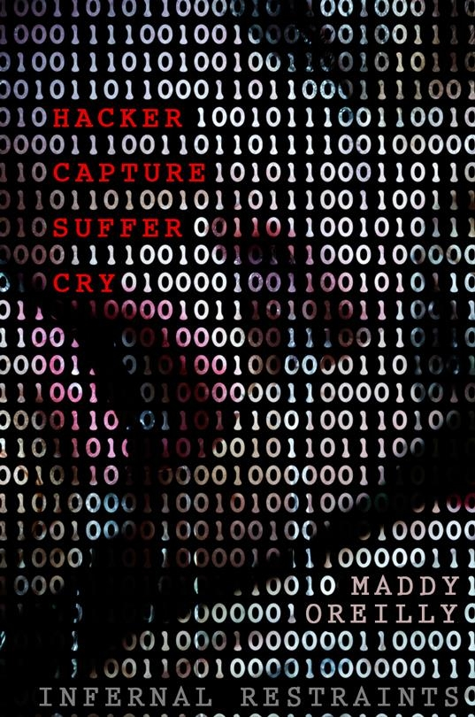 InfernalRestraints.com: Maddy O'Reilly - Hacker Capture Suffer Cry [SD] (457 MB)