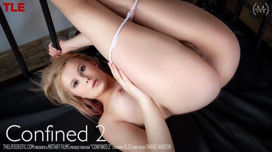 TheLifeErotic: Elza A - Confined 2 (FullHD/1080p/407 MB) 03.03.2017