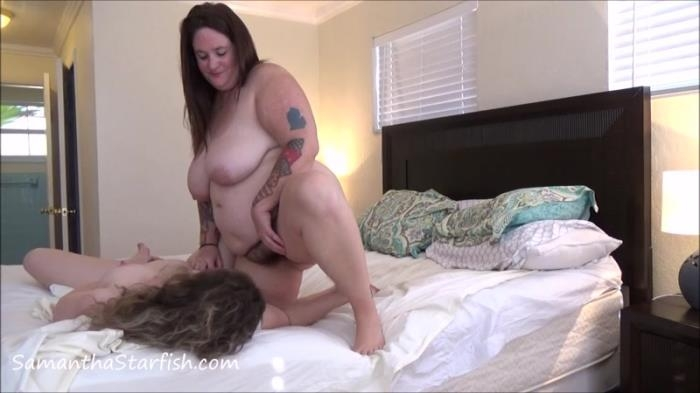 Samantha - Sensual Lesbian Pee and Poop Love Making (Scat Porn) HD 720p
