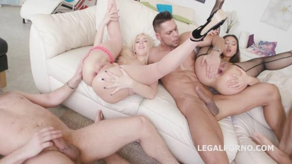 Double Addicted with Mai Thai and Kira Thorn /See description for more info/ GIO334 - LegalPorno.com (HD, 720p)