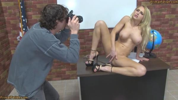 PrimalFetish, Clips4Sale - Alix Lynx - The Photography Student [HD, 720p]
