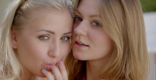 AllFineGirls.com [Cayla, Maria Pie - Girls In Heat] FullHD, 1080p