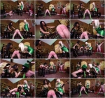 Dahlia Rain, Goddess Tangent - Leprechaun Slaves Are Good For Something (ClubDom) FullHD 1080p