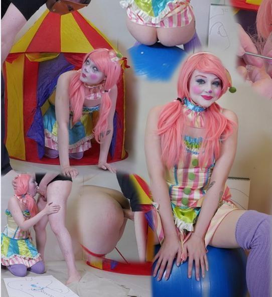 Arielle Aquinas - Anal Circus Girl Arielle Aquinas (Assylum) HD 720p