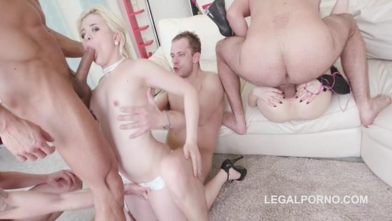 LegalPorno.com: Double Addicted with Greenvelle and Anna Rey (newcomer) /See description for more info/ GIO344 [SD] (906 MB)