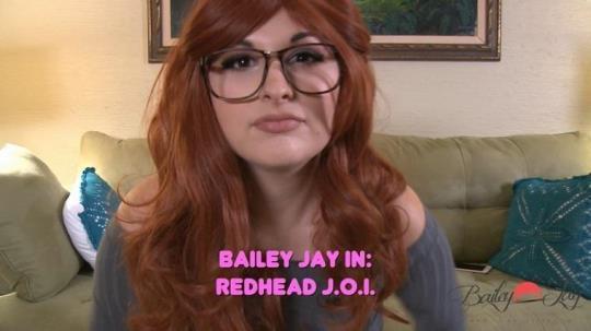 TS-BaileyJay: Bailey Jay - Redhead J.O.I. (HD/720p/244 MB) 21.03.2017