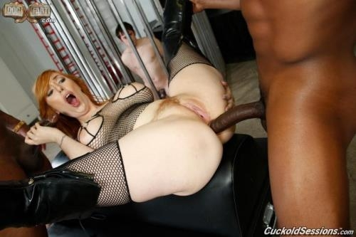 CuckoldSessions.com / DogFartNetwork.com [Lauren Phillips - Ass Fucking] HD, 720p