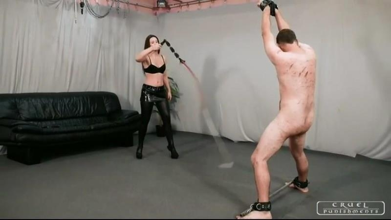 CruelPunishments.com: Brutal whips and slaps [SD] (811 MB)