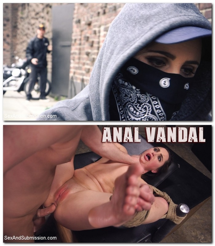 Hope Howell- Anal Vandal  [SD 540p] SexAndSubmission
