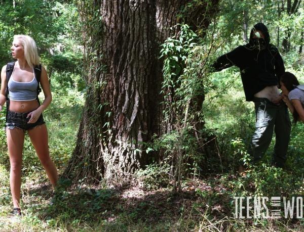 Tiffany Watson - Tiffany Watson Hell Hike (TeensInTheWoods) [HD 720p]