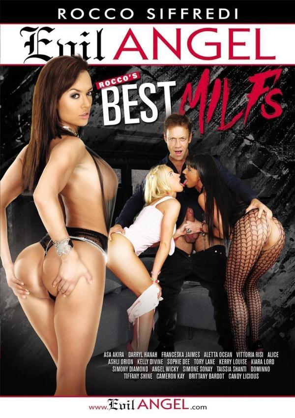 Roccos Best MILFs (2017) DVDRip